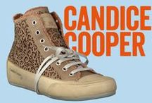 Candice Cooper / Candice Cooper stands for a high-end sneaker culture and the collection is hand-crafted in Italy covering a range of unique colours and designs. Every pair is totally unique, hand-dyed and crafted from luxurious leather by traditional artisans in Castelfranco di Sotto (Tuscany) - a traditional hub of the leather and shoe industry.