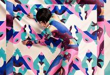 Patterns/Textures - Illustrated/Digital