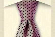 Nudo de corbata / Tipos y formas de hacer el nudo de corbata.