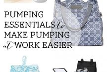 Everything Pumping / Information on pumping at work, on the go and just about anywhere