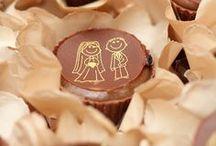 Doces de Casamentos / Detalhes fotográficos e saborosos, das mesas de doces dos casamentos maravilhosos
