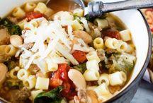 Soup / Dangerously Delicious Soups