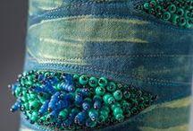 Textilní a oděvní detail