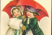 Vintage illustrations / Vintage illustrations