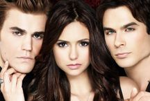 The Vampire Diaries / by Miranda Tomlinson