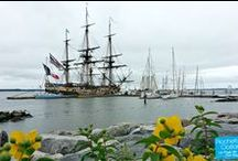 Hermione USA 2015 / L'office de tourisme Rochefort Océan a participé aux escales américaines de l'Hermione. Suivez-nous et découvrez nos photos ! /// The tourist office Rochefort Océan participated in American stops of the Hermione . Follow us to discover our exclusive photos !
