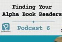 """Podcast / Podcasts for the """"Book and Writers"""" series"""