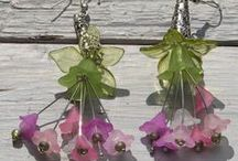 Bižuterie, šperky - náušnice