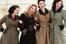 Lovely coats