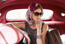Style - Scarves - Lenços & etc.