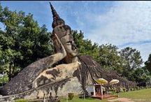 Laos / Photography of Laos. Portrait, landscape, video...