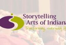 For Storytellers / Find resources to help you learn how to tell a story