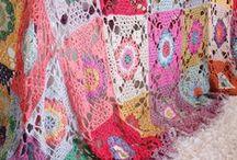 gorgeous crochet / inspiration technique colour pattern