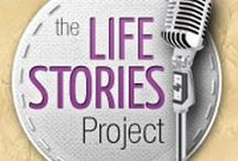 Life Stories Project / Storytelling Arts of Indiana records the stories of everyday people. The stories are archived in the oral history collection at the Indiana Historical Society