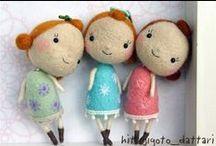 Hračky - panenky