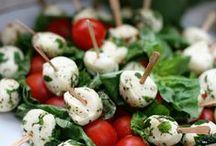 Healthy - Savory Recipes