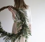 Blomsterkrans / new online shop with handmade wreaths - product by Loafstories