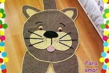 CAT's accessoires crochet & knitting