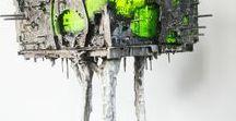 E-waste art