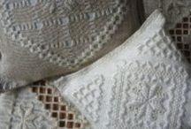 Hardanger. / Embroidery from Norway: Hardanger