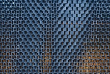 Texture & pattern - inspiration for building surface