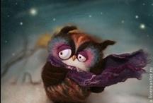 Owls / by Katie Reilley