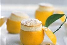 {CITRUS LOVE} / lemon recipes