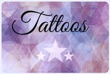 Style - Tattoos / by The Wilde Womb