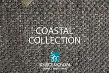 Coastal Collection by Source Mondial / Source Mondial is pleased to introduce our new Coastal Collection of hand woven rugs. Featuring textured natural undyed wool, our Coastal Collection is reminiscent of walks on the beach and the relaxed lifestyle we all aspire to enjoy.