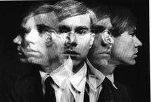 Andy Warhol / by Garry McKenna