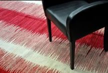 Blurred Lines / Our Blurred Lines range of handwoven wool Kilims is an exciting and revolutionary departure from our traditional tribal, linear and geometric style flat woven Kilims. Very modern and totally unique.