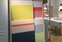 DB valikoimissa Tekstiilit / textiles / Tauluun on koottu tekstiilejä, joita löytyy Design Boulevardin valikoimista.