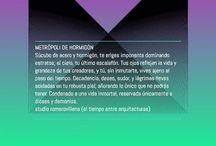 Microrrelatos/short stories