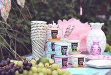 Genussvolle ☼ Momente / Der Sommer steht vor der Tür - wie lässt sich die Sonne besser genießen, als mit einem erfrischend soften Mövenpick frozen Yogurt?