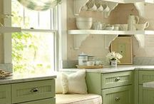 House / Architetture, stanze, mobili e dettagli che rendono unica una casa e magica l'atmosfera...e consigli per mantenerla sempre pulita