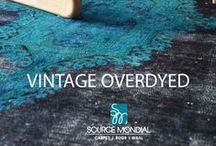Vintage Overdyed