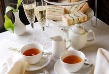 Tea time / tazze, teiere, tea sandwiches & English traditions