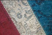 Blue, Red, White, Stripes...and Stars! / 4th of July - Independence Day & 14th of July - Bastille Day