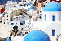 Greek islands!