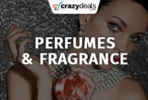 Perfume and Fragrance - Crazydeals / Are you looking for a perfume to suit every occasion? Your search is over. Crazydeals board has a wide variety to accentuate your style with a new scent.