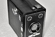 My vintage cameras / Sbírka