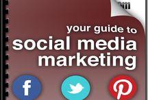 Social media marketing / Social media