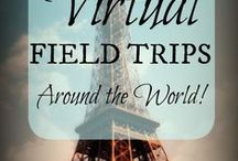 Virtual Field Trips / Websites for High Ability Students and Ideas for Parents of High Ability Students for Virtual Field Trips