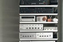 Home: AV, DVD Storage, TV racks