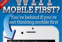Mobile media / Mobile marketing, tablet, mobile, smartphone