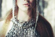 Warriors / medieval fashion