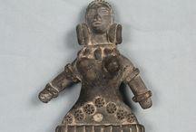 Ancestral female icons - Sacred women