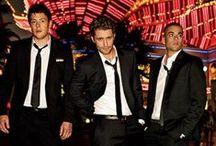 "Men of ""Glee"" / by David david"