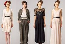 Vintage Women's Styles / Vintage women styles and clothing
