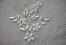 Whitework / White Embroidery